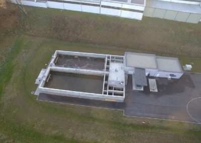 Wastewater treatment plant Gornja Radgona