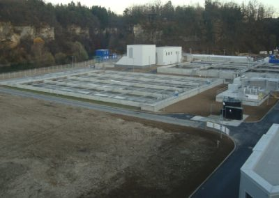 Wastewater treatment plant Kranj