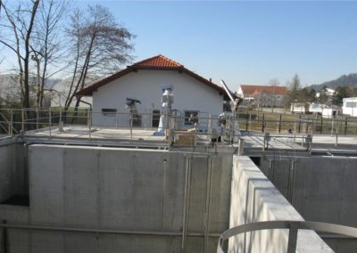 Wastewater treatment plant Dol