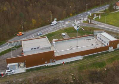 Wastewater treatment plant Zagorje ob Savi