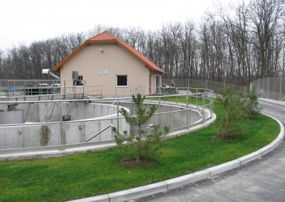 Wastewater treatment plant Murski Črnci