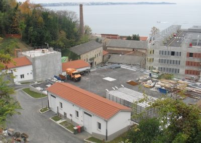 Wastewater treatment plant Piran