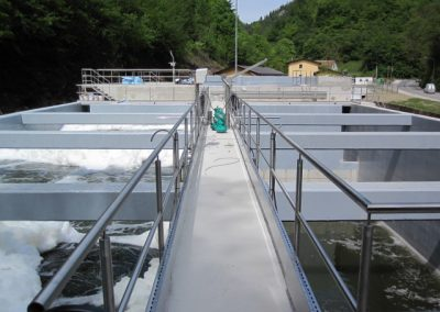 Wastewater treatment plant Trbovlje