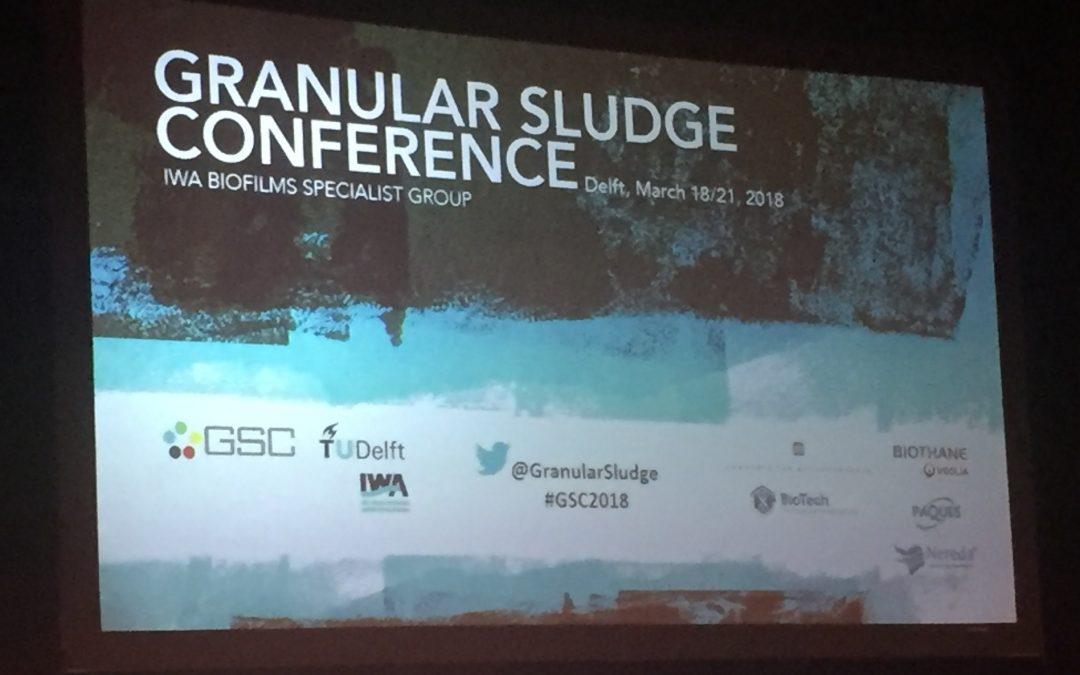 Granular sludge conference